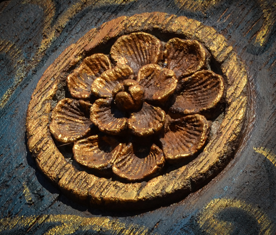 Where at Disney Parks Can You Find This Wooden Flower?