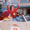 Sally Field attends the Grand Opening Celebration of Mickey's Toontown at Disneyland park in January 1993
