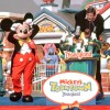 Harry Anderson participates in Grand Opening Ceremony of Mickey's Toontown at Disneyland park in January 1993