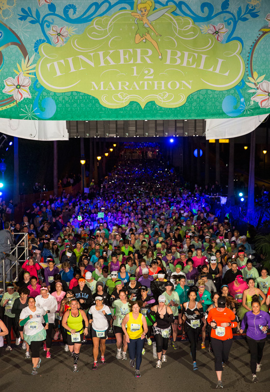 2013 Tinker Bell Half Marathon