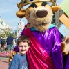 Prince John (That Phony King of England!) Greets Guests as a Part of Limited Time Magic