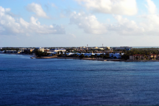 Disney Cruise Line Voyage Report: Adventures in Grand Cayman