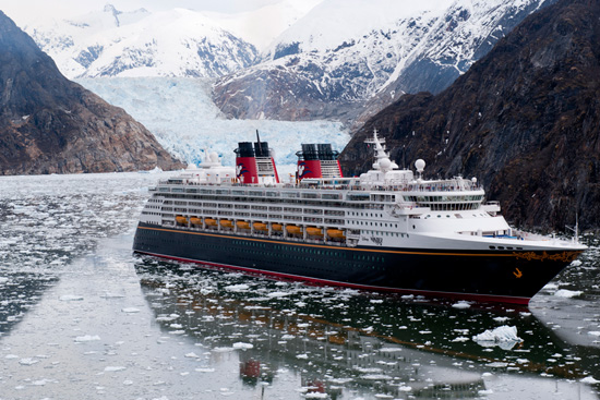 Disney Cruise Line Prepares for 2013 Summer in Alaska