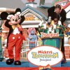 Harry Anderson Participates in Grand Opening Ceremony of Mickey&#8217;s Toontown at Disneyland Park in January 1993