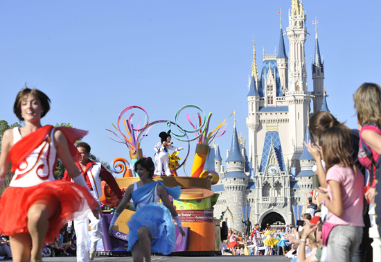 Disney Cruise Line Brings Guests from Texas to Walt Disney World Resort