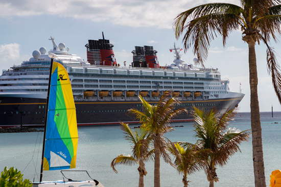 Disney Cruise Line Miami Cruise Highlights from Key West, Nassau and Castaway Cay