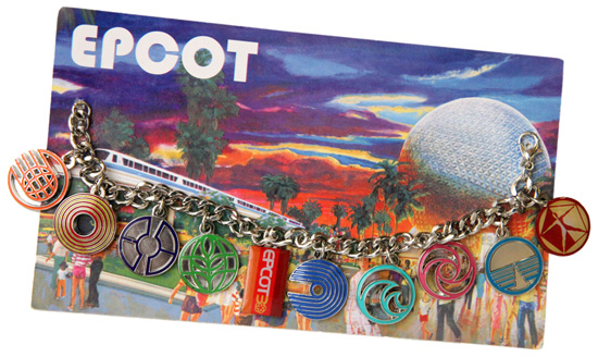 New Jewelry and Pins Continue Epcot 30th Anniversary Celebration in 2013