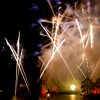 'IllumiNations' on World Showcase Lagoon at Epcot