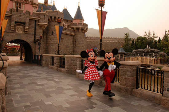 Ground Was Broken on Hong Kong Disneyland Ten Years Ago Today
