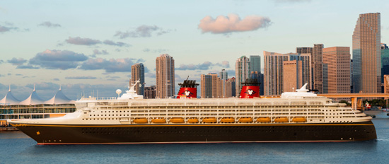 Disney Cruise Line Itinerary Options from Miami