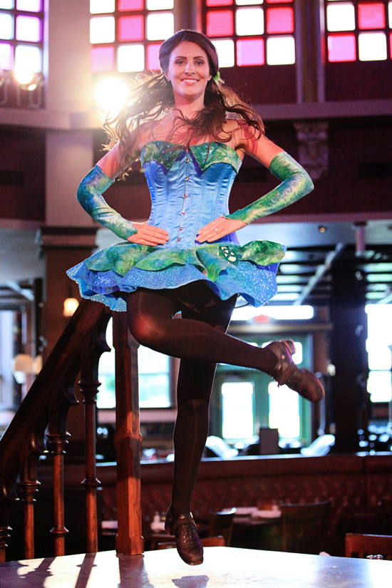 Dancers at Raglan Road Irish Pub & Restaurant at Downtown Disney Pleasure Island
