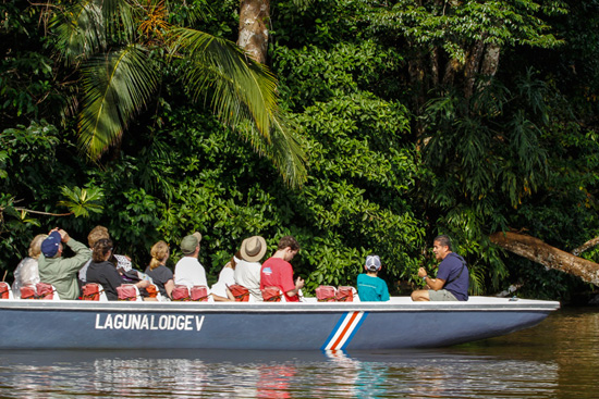Exploring Costa Rica with Adventures by Disney on a Jungle Cruise