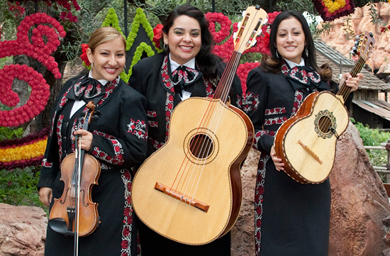 Mariachi Divas de Cindy Shea to Perform Grammy-Nominated Album 'Oye' at Downtown Disney District, February 5