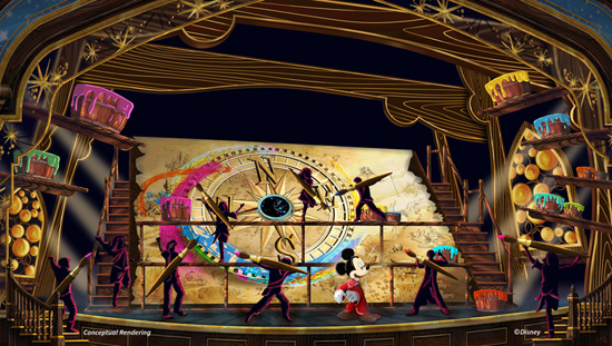 Discover the Secrets of 'Mickey and the Magical Map' This Summer at Disneyland Park