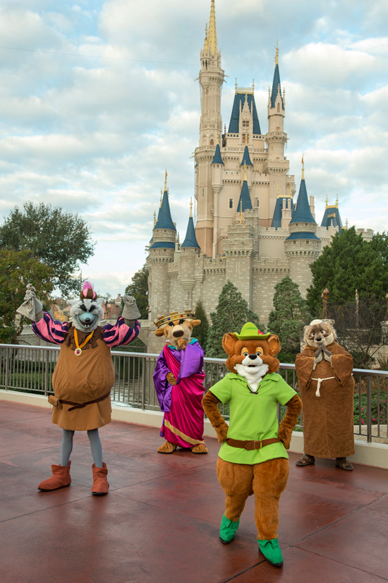 Long-Lost Disney Friends Return for Limited Time Magic at Walt Disney World
