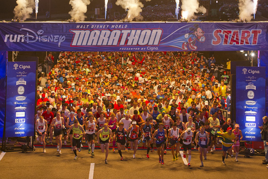 Stars to Be Out for 20th Walt Disney World Marathon Meet-Up
