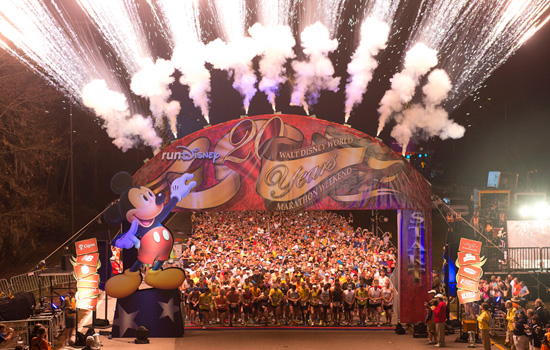Looking Back at Walt Disney World's 2013 Marathon Weekend