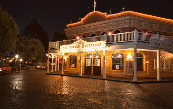 Update: A Salute to the Golden Horseshoe Revue at Disneyland Park