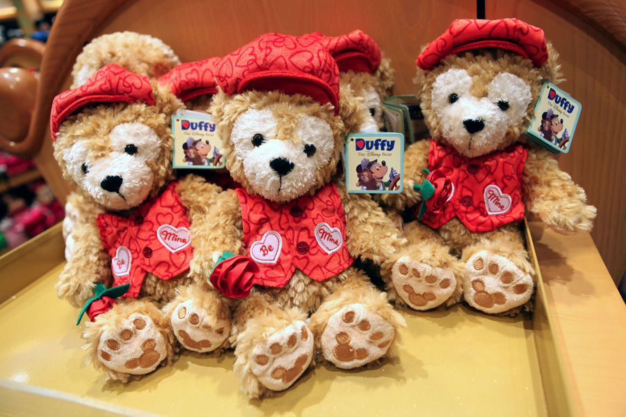 Celebrate the Seasons with New Duffy the Disney Bear Items ...