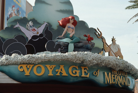 This Week in Disney History: Voyage of The Little Mermaid Debuts at Disney's Hollywood Studios