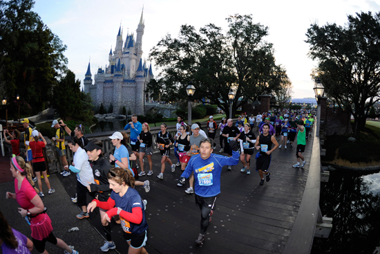Take 5: runDisney Races at Disney Parks