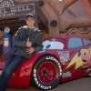 Race Car Driver Kurt Busch Goes Full Throttle With Guests at Disneys Art of Animation Resort
