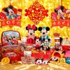 Celebrate Chinese New Year on the Golden Walk of Fortune at Hong Kong Disneyland