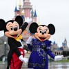 Minnie Mouse Celebrates the 20th Anniversary of Disneyland Paris in Style