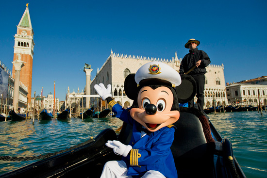Sailing the Mediterranean with Disney Cruise Line in 2014