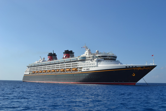 Take 5: Magic on the Disney Magic
