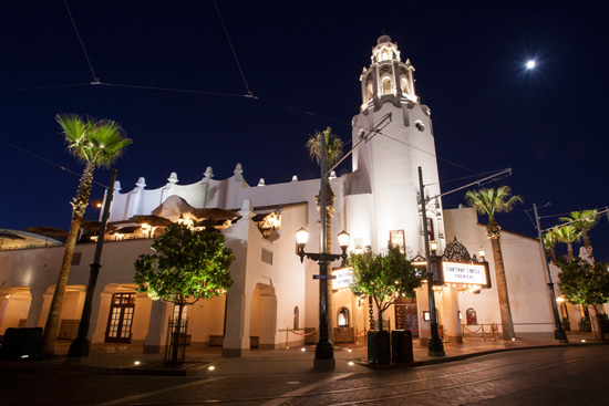 Carthay Circle Restaurant and Lounge at Disney California Adventure Park
