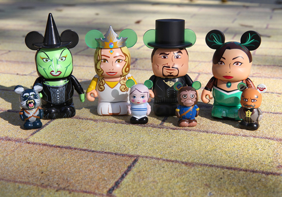 Oz The Great and Powerful Vinylmation Coming to Disney Parks