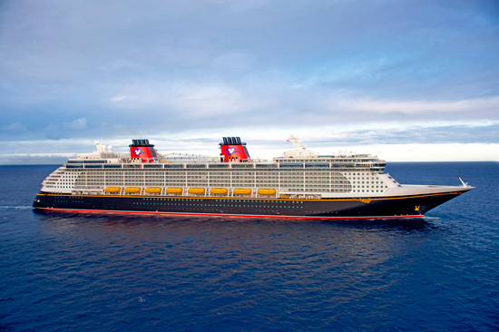 Disney Fantasy Earns Top Honor in the Cruise Critic 2013 Cruisers' Choice Awards