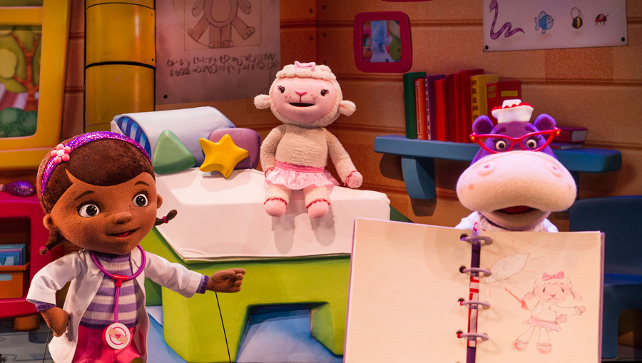 The New Disney Junior – Live on Stage! Opens Today at Disney's Hollywood Studios