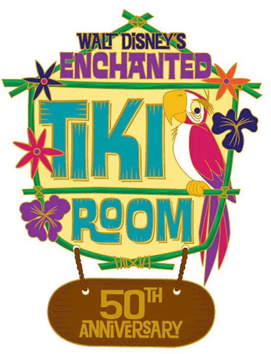 Walt Disney's Enchanted Tiki Room Celebrates its 50th Anniversary at Disneyland Resort