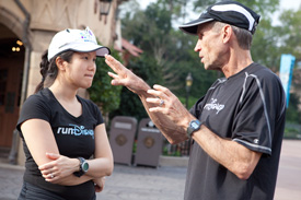RunDisneys Official Training Consultant Jeff Galloway