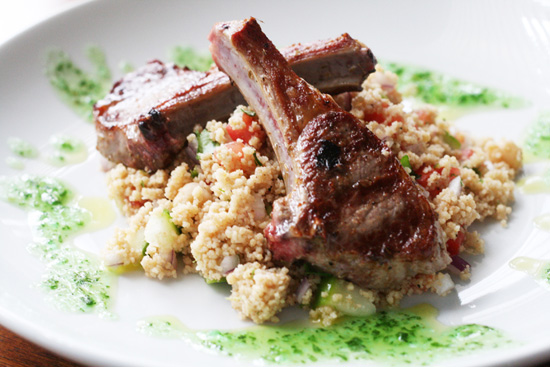 A Recipe for Disney Cruise Line's Marinated Lamb Chops