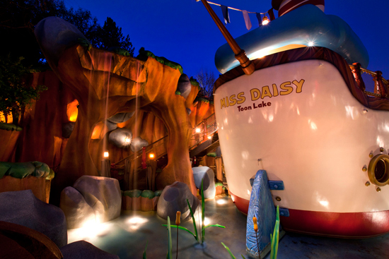 Disney Parks After Dark: Mickeys Toontown at Disneyland Park