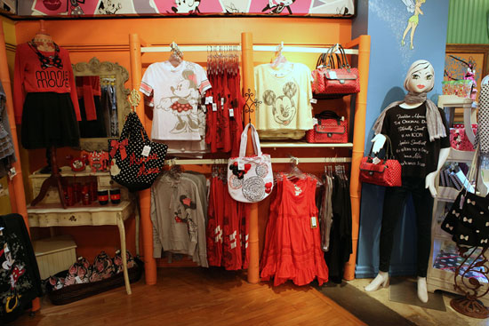 For the Love of Minnie Mouse at Tren-D