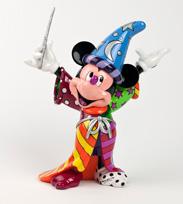 Artist Romero Britto's Recent Release, Featuring Sorcerer Mickey