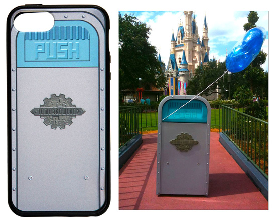 D-Tech on Demand Case Inspired by PUSH the Talking Trash Can