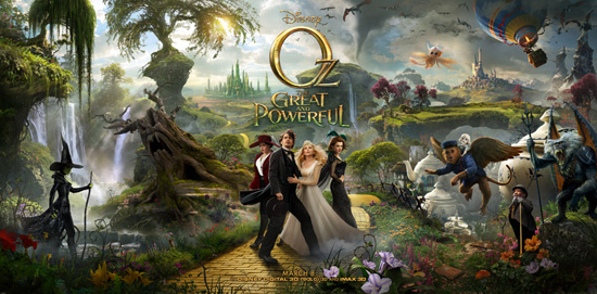 Join Us for Our Oz the Great and Powerful Disney Parks Blog Meet-Up at Epcot