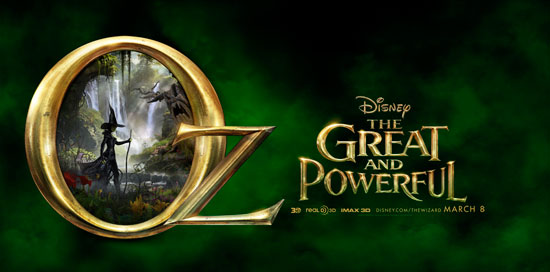 Get a Sneak Peek at Oz The Great and Powerful at Disney California Adventure Park During Limited Time Magic