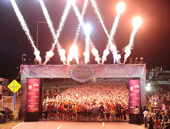 Princess Half Marathon Weekend Begins at Walt Disney World Resort