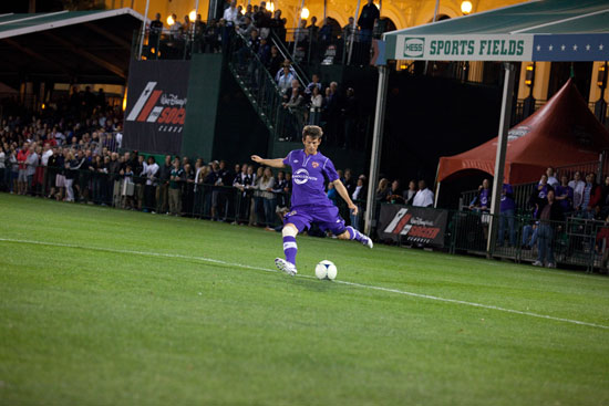 Pro Soccer Classic at Walt Disney World Resort