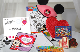 Minnie's Valentine Surprise from Disney Floral &#038; Gifts Makes the Memory of a Lifetime for Your Little Valentine at Walt Disney World Resort
