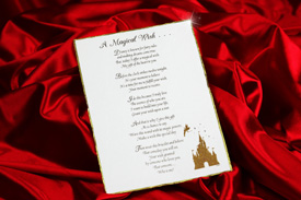 Exclusive Magical Wish Gift as Part of 'A Wish Come True' Valentine Experience