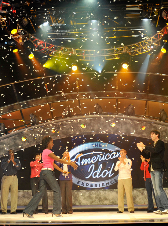 The American Idol Experience Habla Espaol at Disneys Hollywood Studios