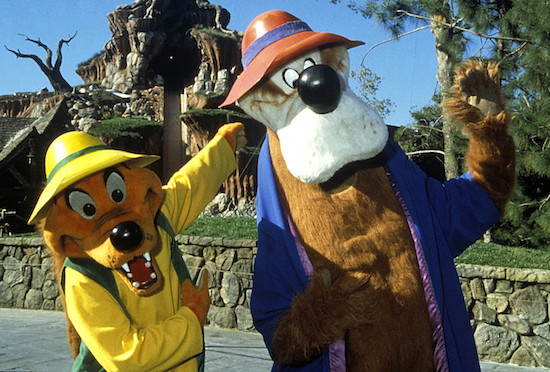 Vote Now to Decide Which Long-Lost Disney Friends Visit the Disneyland Resort for 'Limited Time Magic'