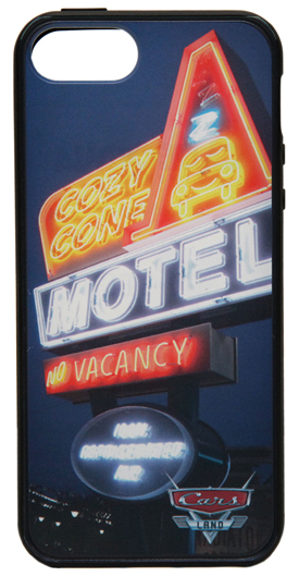 New Cozy Cone Motel iPhone 5 Case Debuts at Disney California Adventure Park